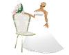 Wedding GarterBelt Chair