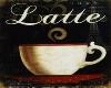 Coffee Art 16B Gold