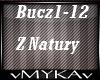 BUCZER- Z NATURY