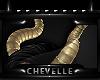 77 l Gold Horns