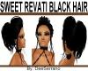 SWEET REVATI BLACK HAIR