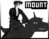 [B] Brick Dragon Mount