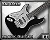 ICO Black Guitar M