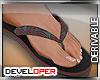 :D Beach Sandals