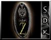 #SDK# Z Dark Ring