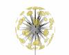 Retro Sputnik Lighting Y