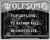 WS ~ Forget Love