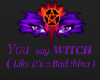 [sy]Witch Tee