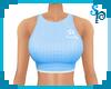 [S] Sport Blue Tank