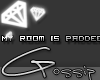 [G] My room is...