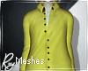 Boyfriend's Shirt Mesh