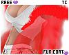 ® Tc. Red Fur Coat