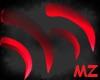 MZ Rave Leg Spikes M/F