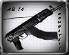 AK-74 U Gun