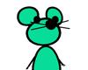 Sea~ Seagreen mouse avi