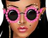 Pink Pearl Glasses