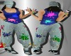 LWR}Graffiti GIrl Hat 1
