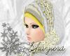 :ICE Thyra Hijab Gold