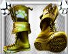 [Anthro] Gold FurryLife