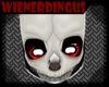 W! Mag I Skull mask