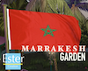 MOROCCO FLAG ANIMED