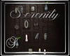 (SL) Serenity Wall Shelf