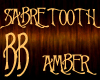 *BB* SABRETOOTH - Amber