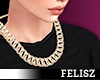 Fz - Koy Gold Necklace