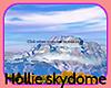 skydome,mountains,etc