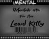 iMental & My Kitten 1