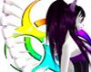 Purple Spikey tail