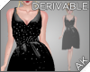 ~AK~ Diamond Wrap Dress