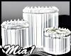 MIA1-Silver dance floor-