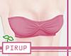 |Pi| Mer Top Pink