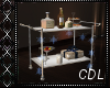 !C* O Mini Bar Cart