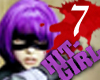 HIT-GIRL [7] boots