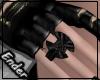☩ Gothic Loli Bow Ring