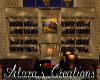 Mystical Fireplace