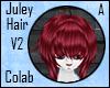 C. Juely Hair A V2