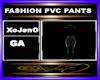 FASHION PVC PANTS