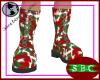 Christmas CAMO Boots M