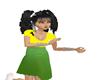 babygirl/greendress
