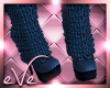 [eVe]Sweater Sock boots
