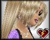 S blonde ari hair