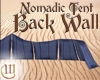 Nomadic Tent Backwall