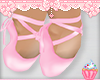 ! Pink Ballet Shoes