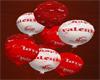 Valentine Balloons m/f