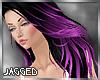 Qandalyn black purple