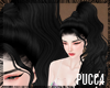 P - Dolly hair blk