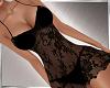 Black openwork dress RL